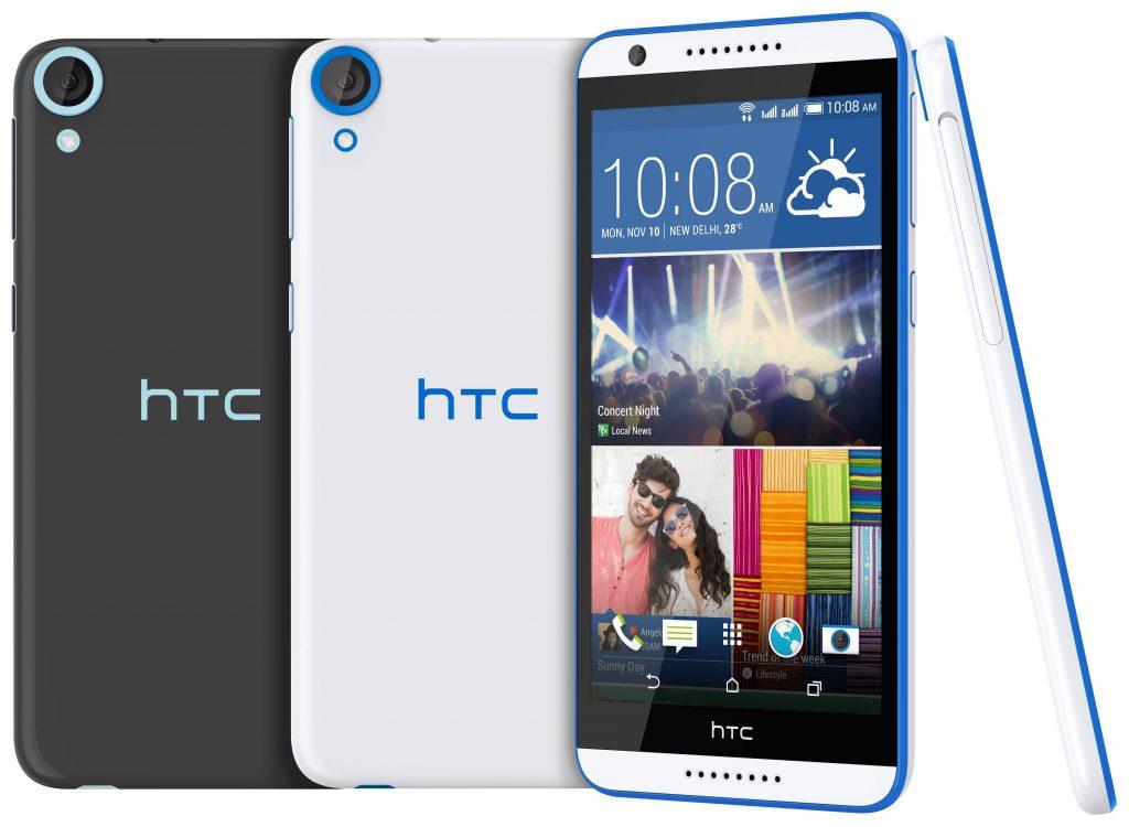 حل مشکل سریال در گوشی HTC مدل Desire 820pi