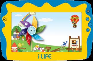 دانلود فایل فلش رسمی تبلت ilife Kids Tab 5 – حل تمامی مشکلات