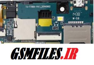 فایل فلش تبلت چینی با مشخصه برد TJ-T706A-V4.1 با پردازنده مدیاتک