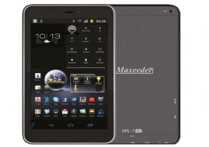 دانلود رام رسمی تبلت Maxeeder T31 8G با پردازنده MT6572 فول فلش