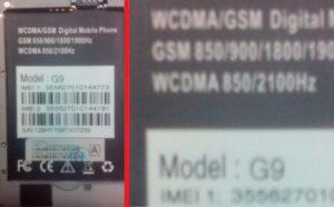 دانلود فایل فلش گوشی TX مدل G9 با پردازنده مدیاتک MT6580