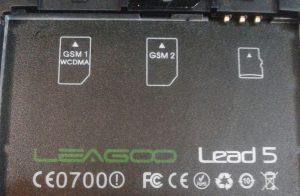 دانلود رام فارسی گوشی LEAGOO Lead5 با پردازنده MT6582