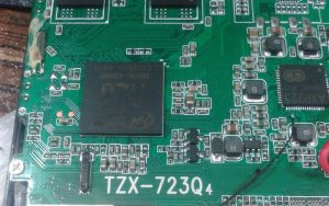 رام رسمی تبلت A23 TZX-723Q4 حل مشکل تصویر 100 درصد