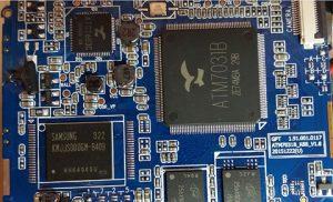 رام تبلت چینی با پردازنده ATM مشخصه ATM_7031B_V1.8 HD