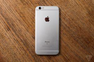 رام فارسی طرح iPhone 6S چینی با پردازنده MT6572 فول فلش