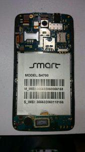 دانلود فایل فلش فارسی گوشی اسمارت SMART S4700