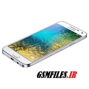 فایل فلش گوشی چینی E5 Galaxy E500h طرح با پردازنده MT6572