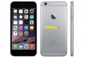 دانلود رام گوشی iPhone 6s plus چینی با پردازنده MT6582