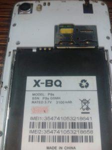 دانلود رام فارسی گوشی چینی X-BQ P9s با پردازنده MT6580