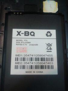 دانلود فایل فلش فارسی گوشی چینی X-BQ P7s مخصوص دانگل CM2