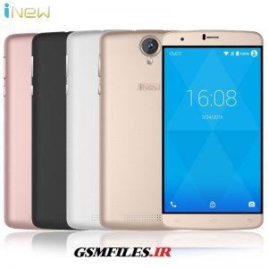 فایل فلش نایاب گوشی چینی iNew U9 Plus با پردازنده MT6735