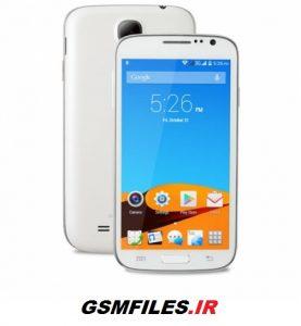 فایل فلش گوشی Blackview JK606 با پردازنده MT6572