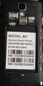 دانلود فایل فلش گوشی چینی Huawei Clone ZLR M7