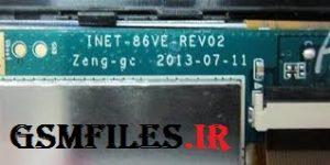 دانلود فایل فلش تبلت چینی با مشخصه A13 Inet-86ve-rev02