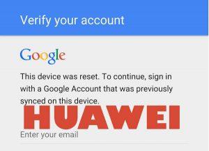 آموزش حل مشكل اكانت گوگل Huawei MATE 8 بدون نياز به باكس اندروید 6.0.1
