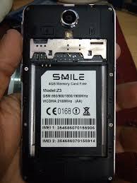 """<span itemprop=""""name"""">دانلود رام فارسی گوشی Smile Z3 با پردازنده MT6572</span>"""