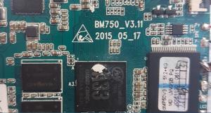 دانلود رام تبلت چینی با مشخصه برد A33 BM750_V3.11 بدون مشکل تصویر