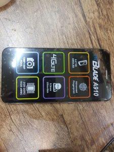 دانلود رام رسمی گوشی ZTE BLADE A910 با پردازنده MT6735 فول فارسی