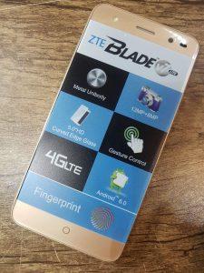 دانلود رام رسمی گوشی ZTE BLADE V7 LITE با پردازنده MT6735 فول فارسی