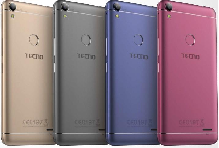 دانلود رام رسمی و فارسی گوشی TECNO WX4_PRO با پردازنده MT6737M