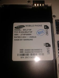 دانلود رام رسمی گوشی طرح سامسونگ J710FN با پردازنده MT6572