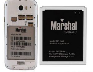 دانلود رام رسمی و فارسی گوشی Marshal ME-366 با پردازنده MT6572