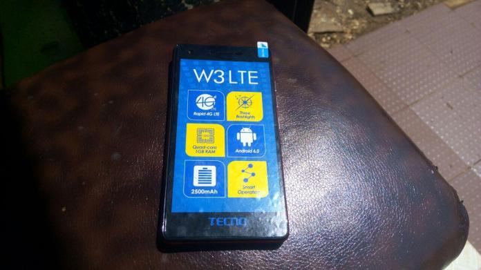 دانلود فایل فلش رسمی و فارسی TECNO WX3F LTE با پردازنده MT6737M