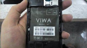 دانلود فایل فلش گوشی VIWA A7 با پردازنده MT6582