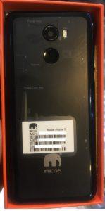 دانلود رام اورجینال رسمی و فارسی Mione I با پردازنده MT6580