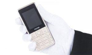 آموزش حذف رمز گوشی TECNO T465